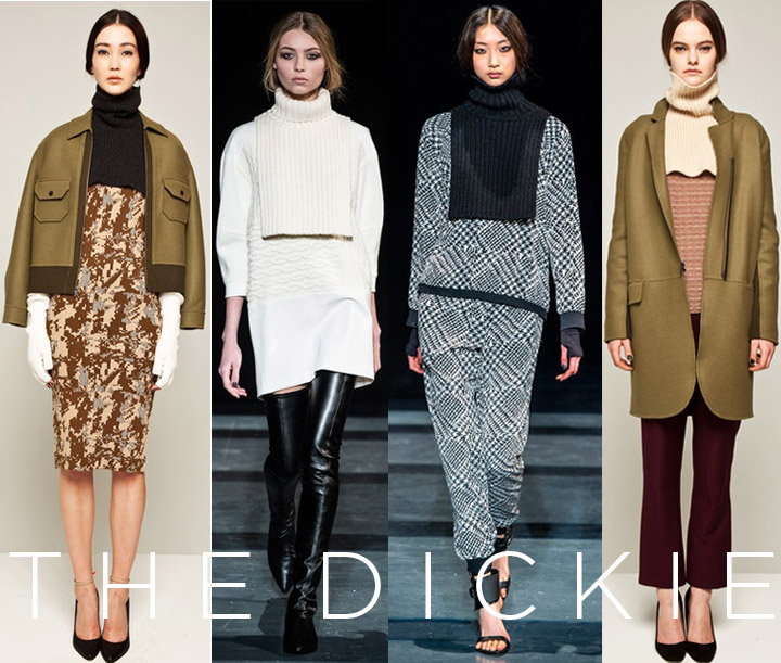 Fall 2013 NYFW Trend: The Dickie M.Patmos, Tibi