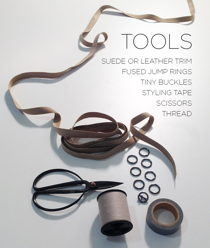 DIY HARNESS TOOLS | DESMITTEN