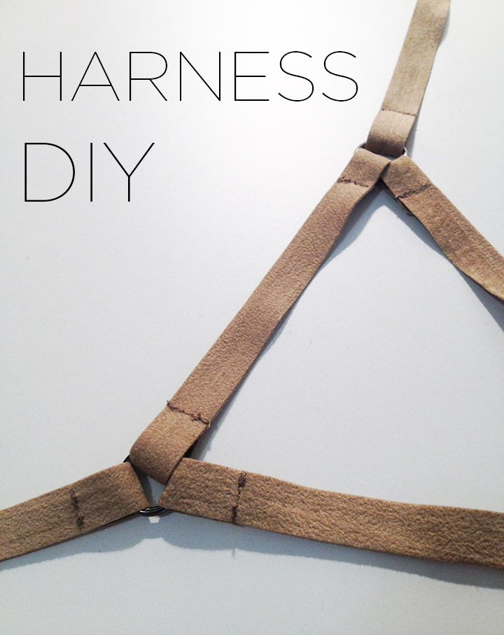 DIY HARNESS | DESMITTEN