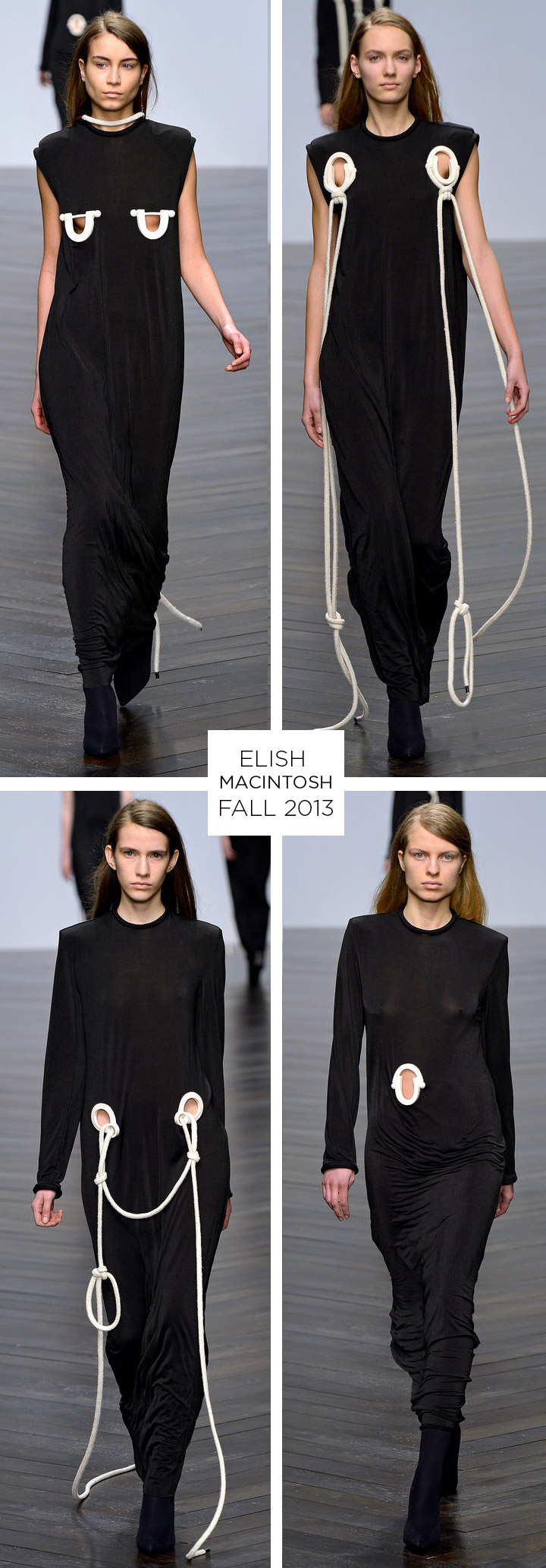 One to Watch: ELISH MACINTOSH FALL 2013 | DeSmitten