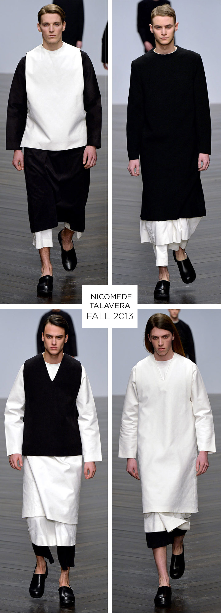 One to Watch: NICOMEDE TALAVERA FALL 2013 | DeSmitten