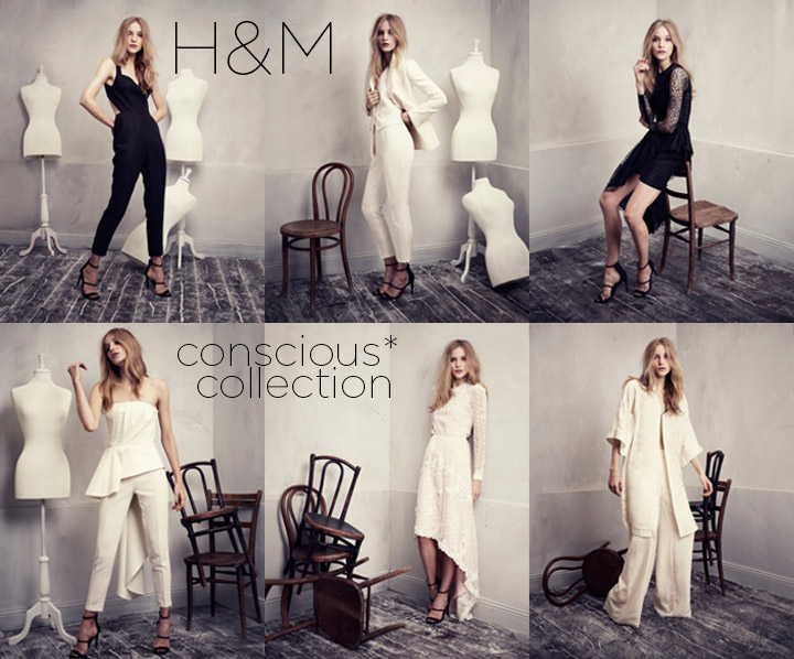 H&M Conscious Collection Spring 2013 Women's Fashion | DeSmitten
