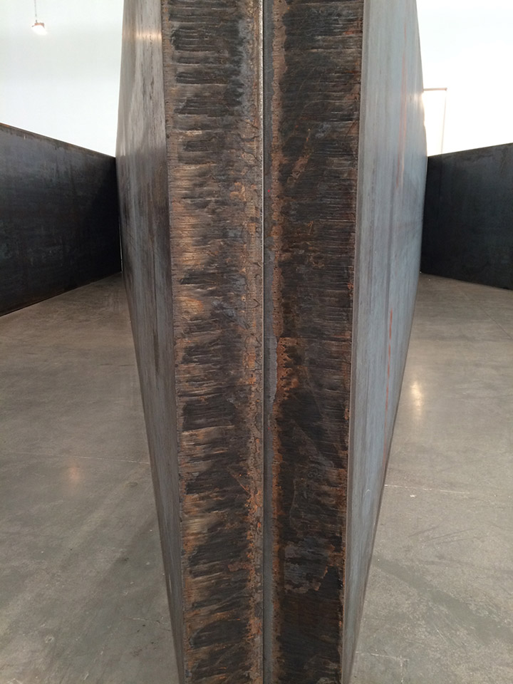 Gagosian Gallery Nyc Richard Serra Richard Serra Exhibit Nyc 2