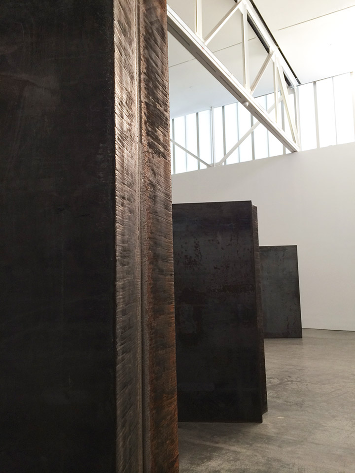 Gagosian Gallery Nyc Richard Serra Richard Serra Exhibit Nyc 4