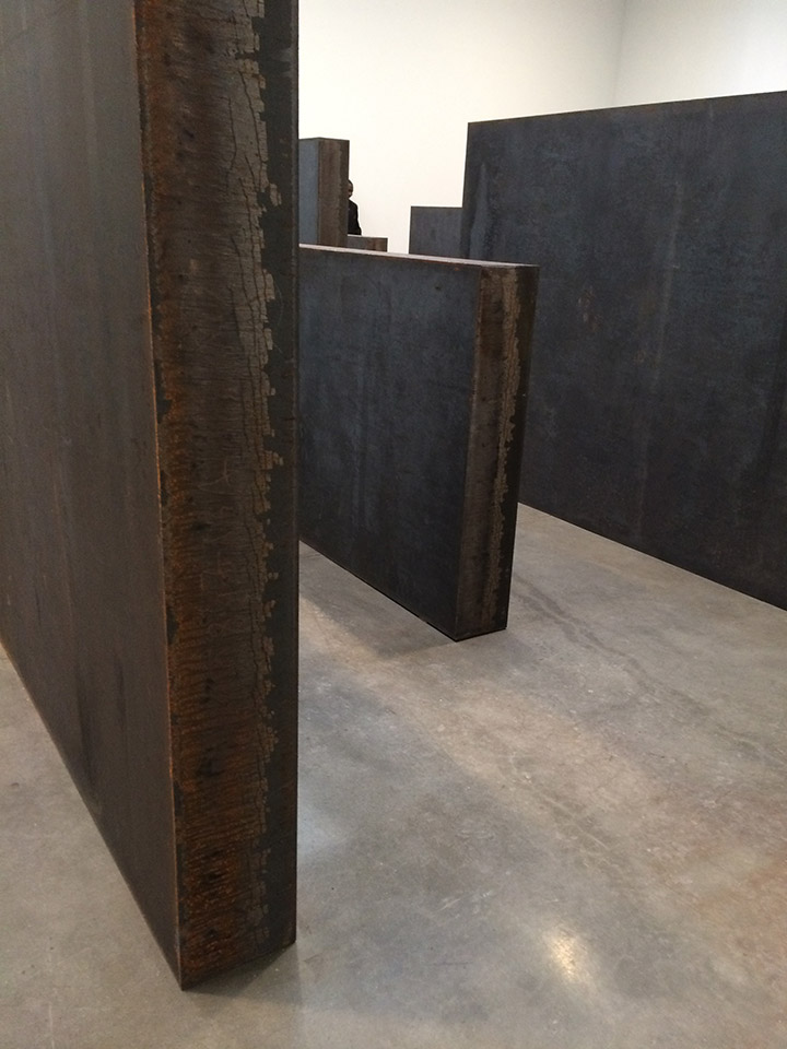 Gagosian Gallery Nyc Richard Serra Richard Serra Exhibit Nyc 6