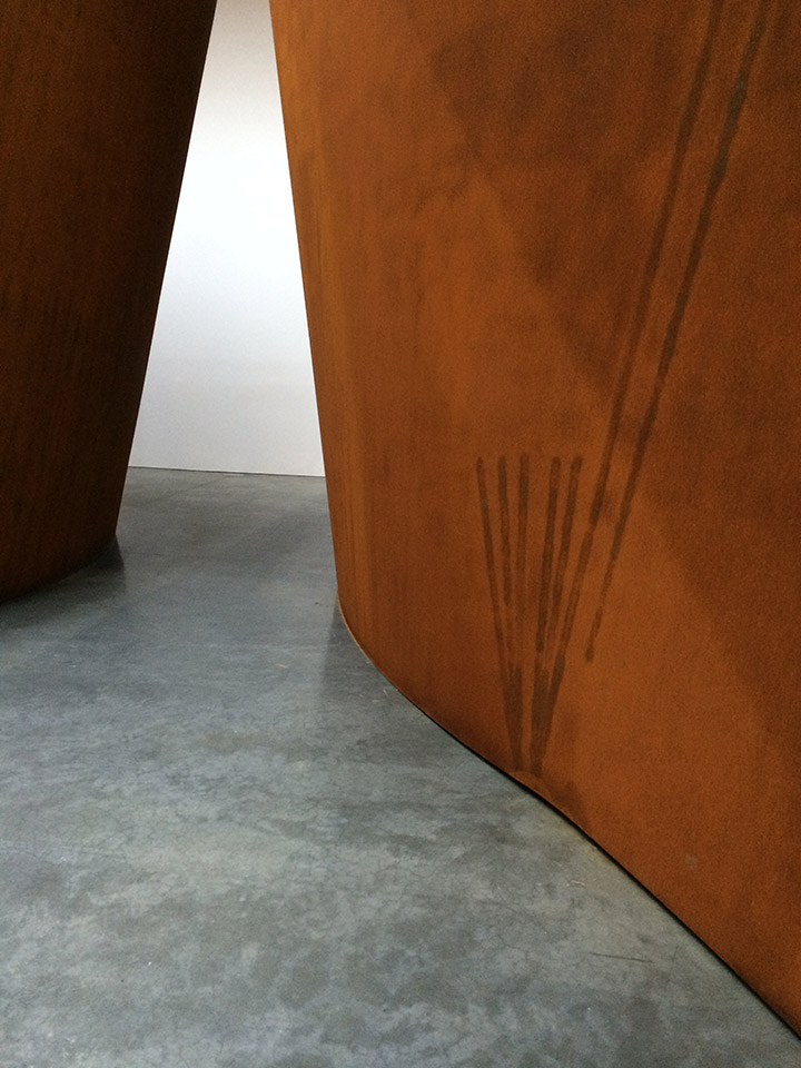Gagosian Gallery Nyc Richard Serra Richard Serra Exhibit Nyc 9