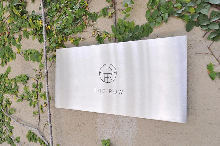 The Row Clothing Nyc the row flagship store in la