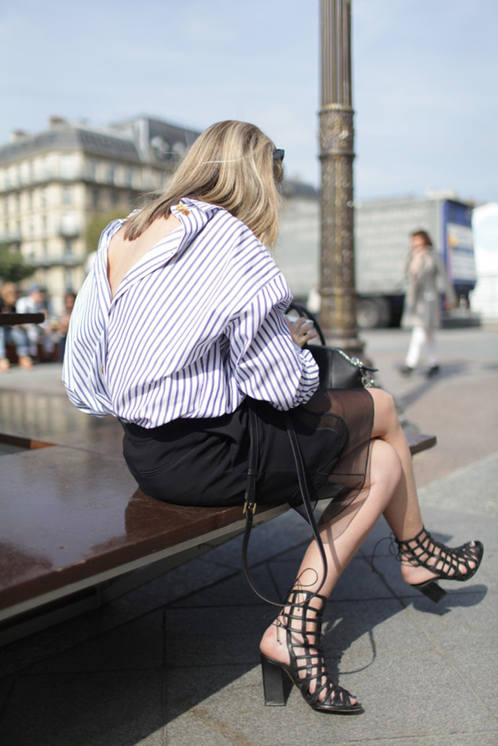 Must Have: Striped Shirt