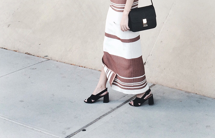 summer-staples-j.w.-anderson-stripe-dress-robert-clergerie-sandals-celine-box-bag-new-york-street-style-desmitten