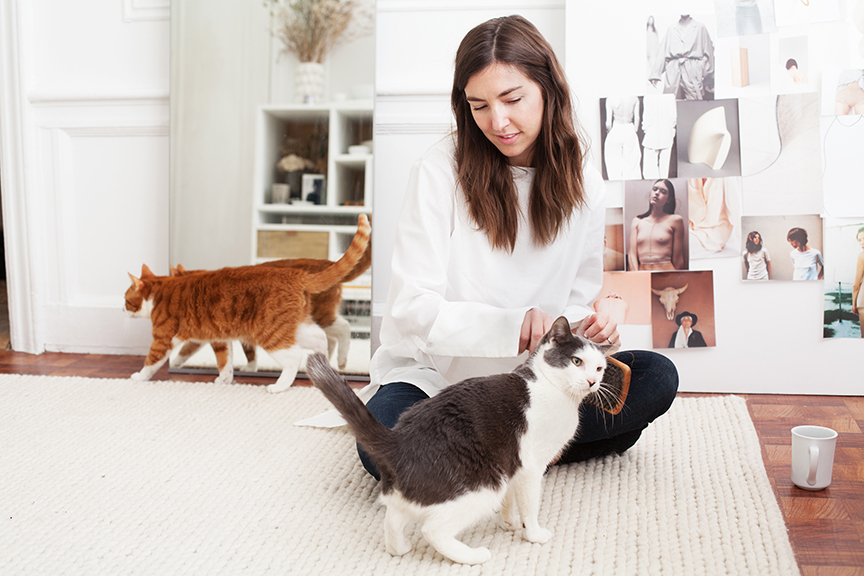 girls+cats-odin-miles-and-christina-girls-and-their-cats-by-brianne-wills-desmitten